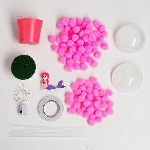 Набор для творчества «Воздушный шар: Милая русалочка»