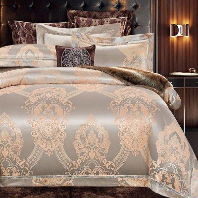 ALLERI - В спальню со вкусом ! 💖Premium Сатин — Постельное белье, сатин Jacquard Premium — Двуспальные и евро комплекты