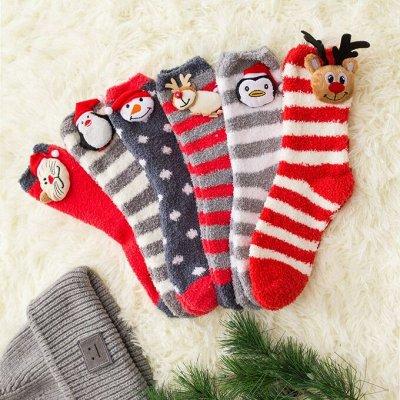 😱МЕГА Распродажа !Товары для дома 😱Экспресс-раздача! 44⚡🚀 — Теплые носки и гольфы — Носки