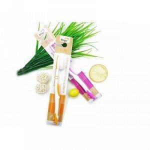Ringo Hard Toothbrush - Зубная щетка с жесткой щетиной 1 шт.