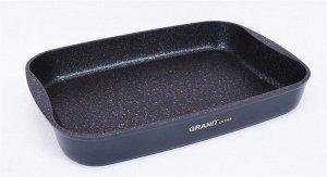 """Противень Противень """"Kukmara""""  позволит превратить обыкновенный процесс приготовления пищи в приятное и легкое занятие для любой хозяйки.  Размеры (Ш х В х Д): 235 x 55 x 335.  Особенности противня """"K"""