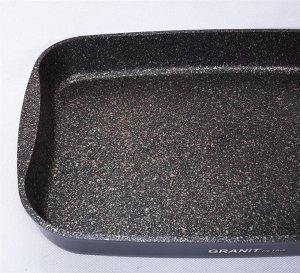 """Противень Противень """"Kukmara""""  позволит превратить обыкновенный процесс приготовления пищи в приятное и легкое занятие для любой хозяйки.  Размеры (Ш х В х Д): 300 x 55 x 405  Особенности противня """"Ku"""