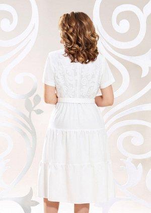 Платье Платье Mira Fashion 4789-3  Состав: Вискоза-25%; ПЭ-71%; Спандекс-5%; Сезон: Весна-Лето Рост: 164  В этом, поистине, роскошном платье, Вы покорите окружающих своим изысканным вкусом. Модель пр
