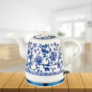 Товары для дома 🔷Красота в деталях 🔷 — чайники\ фарфоровый корпус  — Электрические чайники и термопоты