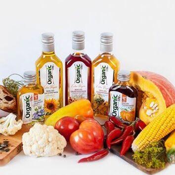 ✅Здоровое питание высокого качества — Масла холодного отжима Organic Altay — Диетические растительные масла