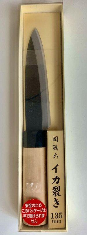 KAI Нож японский разделочный 135 мм