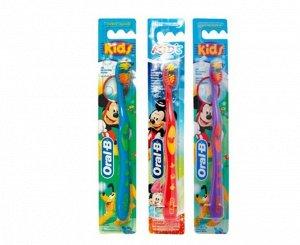 ORAL_B Зубная щетка Kids мягкая 1шт
