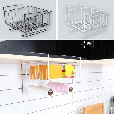 😱МЕГА Распродажа !Товары для дома 😱Экспресс-раздача! 33⚡🚀    — Подвесная корзина для шкафа — Системы хранения