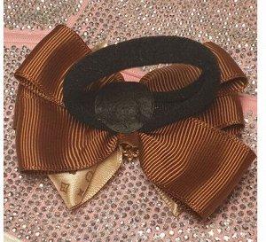 Бант- Резинка для волос