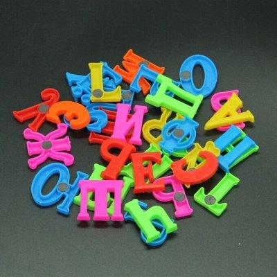 Удобная закупка. Все в одном месте, швабры, канц. товары… — Буквы-Счеты для ваших детей