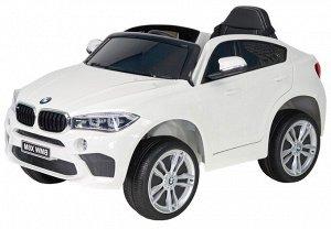 Кроссовер BMW X6M JJ29 детский электромобиль (2020) (12V, колесо EVA, экокожа)