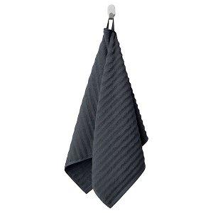 FLODALEN ФЛОДАРЕН Полотенце, темно-серый50x100 см