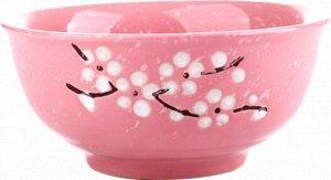 """""""Sakura"""" Салатник 16,5см,440мл цв.розовый TC13011165MH-A ВЭД"""