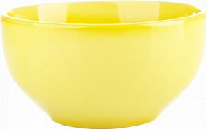 """Yellow Dishes"" Салатник 14см. 430мл цв. желтый TC13006140-B"