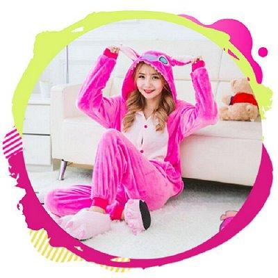 Кигуруми — Весёлые пижамы для всей семьи! В наличии