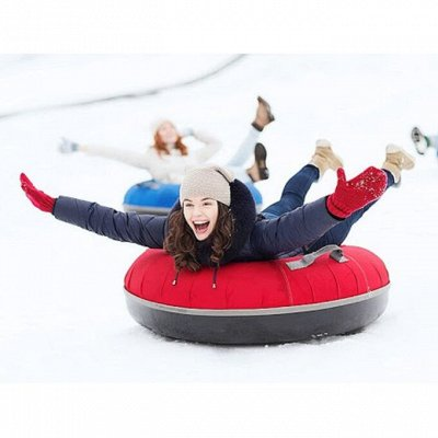 Готовимся к Зиме ❄Крутые Тюбинги и ледянки