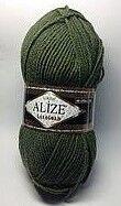 Пряжа для вязания Alize Lanagold Ализе Ланаголд цвет 29