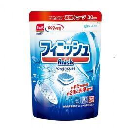 EC Таблетки для посудомоечных машин Finish Tablet (мягкая упаковка) 30шт/9