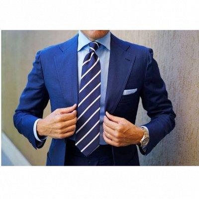 SVYATNYH - Мужская верхняя одежда, брюки, костюмы, рубашки — Галстуки ширина 7 см — Галстуки и бабочки