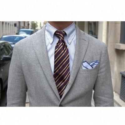 SVYATNYH - Мужская верхняя одежда, брюки, костюмы, рубашки — Галстуки ширина 8 см — Галстуки и бабочки