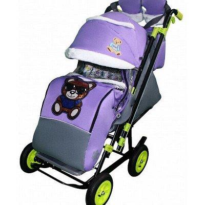 FARFELLO-Коляски,автокресла,электромобили,толокары для детей — Для зимы. Санки и санки-коляски — Спортивный инвентарь