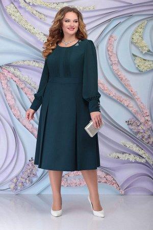 Платье Ninele Артикул: 2270 изумруд