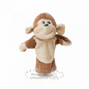 Кукла для кукольного театра Обезьянка 30 см (Бока С)
