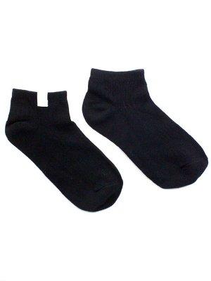 """Детские носки 3-5 лет 15-18 см """"Comfort"""" Черные"""