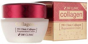3W Clinic Крем для глаз Collagen Lifting Eye Cream, 35 гр