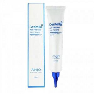 ANJО Professional Антивозрастной крем для глаз с экстрактом центеллы, Сentella Anti-Wrinkle Ey 40 мл