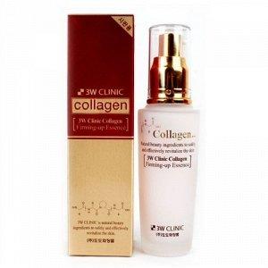 3W CLINIC Эссенция для лица Collagen Frimming Up Essence, 50 мл