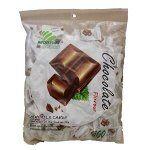 Молочные конфеты Chewy Milk Candy Chocolate Flavour, с шоколадной желейной начинкой, 360 гр (100 шт.), Таиланд  СРОК ГОДНОСТИ ДО 05.01.2021