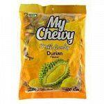 Молочные конфеты со вкусом Дуриана My Chewy Milk Candy Durian Flavour, 360 гр (100 шт.), Таиланд  СРОК ГОДНОСТИ ДО 01.01.2021