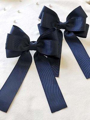 Бант Балет темно-синий