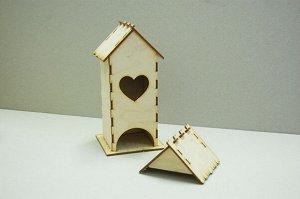 """Чайный домик """"Сердце"""""""