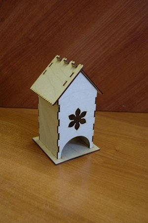 "Чайный домик ""Цветок"""