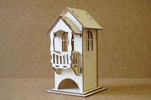 """Чайный домик """"С балконом"""""""