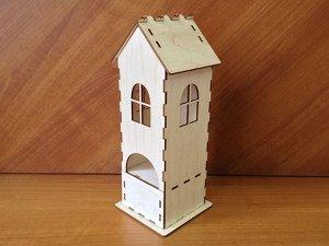 Чайный домик с ящиком