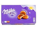 Печенье Милка Milka Choco Minis бисквитное с молочным шоколадом и молочным кремом,150 г