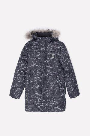 Куртка зимняя для мальчика Crockid ВК 36049/н/1 ГР