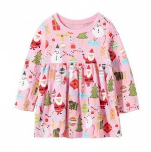 Платье Платье трикотаж, маломерит, широкое.