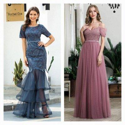 Вечерние и коктейльные платья — шикарные новинки