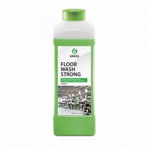 Средство для мытья пола FLOOR WASH STRONG 1л