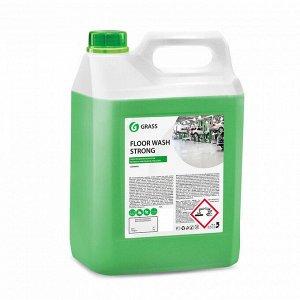 Средство для мытья пола FLOOR WASH STRONG 5.6 кг