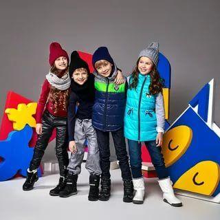 О*РБИ by BO*OM Дети в моде! Утепляемся к зиме — Орби BOOM осень — Одежда