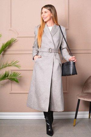 Пальто Пальто LM РКО653  Состав ткани:Пальто: Вискоза-35%; ПЭ-65%; Подкладка: Вискоза-30%; ПЭ-70%;  Рост: 164-170 см.  Пальто прошивается на заказ в течении 10 дней!  Демисезонное пальто из ткани пло