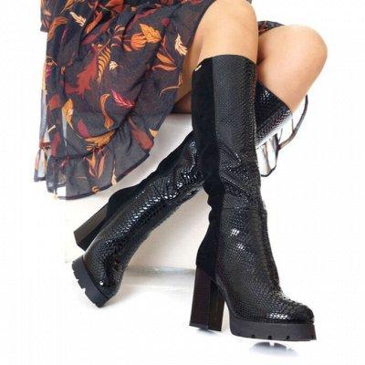 Обувь + без рядов! Горячие новинки осень-зима 2020🔥