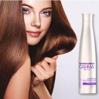 СВОБОДА - знаменитая российская косметика. Подарки мужчинам — GAMMA PERFECT HAIR - средства для волос высшего качества! — Филлеры