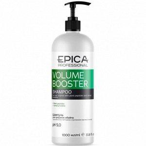 Шампунь для объёма Volume Booster EPICA 1000 мл