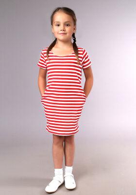 Платье Колокольчик (цветной)